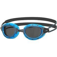 Zoggs Predator Goggles - Blue/Black/Smoke