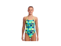 FUNKITA GIRLS DIAMOND BACK ONE PIECE (Pop Tropo)