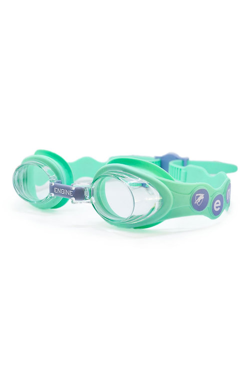 Engine Bubble Goggles - Teal (kids)