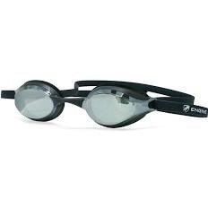 Engine Bullet Goggles - Silver Black