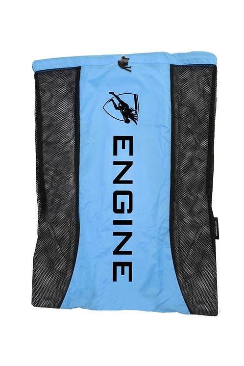 Engine Mesh Backpack (Blue)