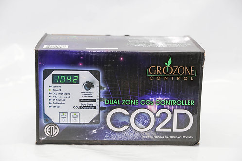 Grozone Dual Zone Co2 Controller