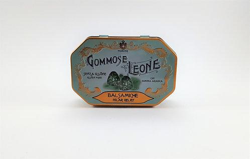 Gommose Leone, Balsamiche(Eukalyptus)
