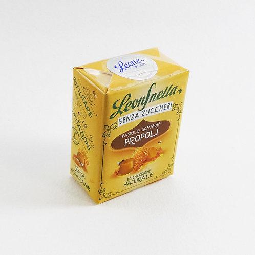 Leonsnella Gummipastillen zuckerfrei - Propolis - im Packerl
