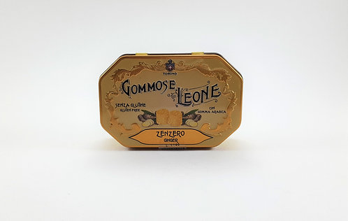 Gommose Leone, Zenzero(Ingwer)