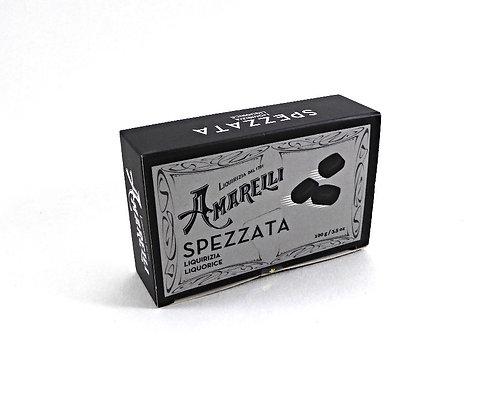 Amarelli Spezzata, Schachtel