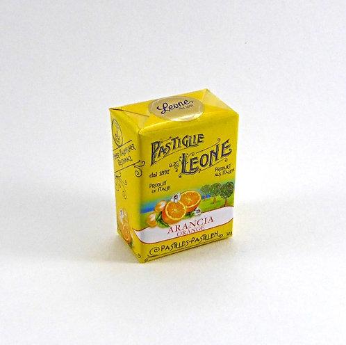 Leone Pastillen Orange