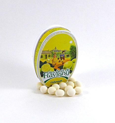 Flavigny Zitrone Pastillen