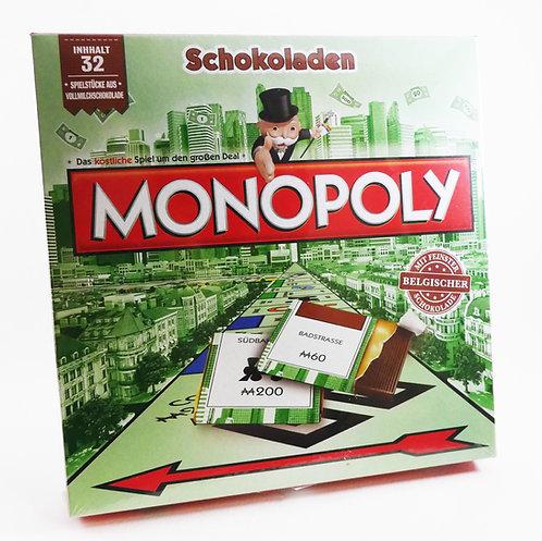 Schokospiel - Monopoly