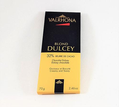Valrhona Blond-Dulcey, weiße Schokolade, 40 %