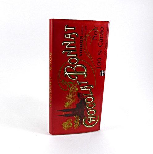 Bonnat Noir 100% Cacao