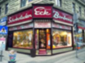 """Confiserie `zum süßen Eck"""" Währingerstraße 65, 1090 Wien"""