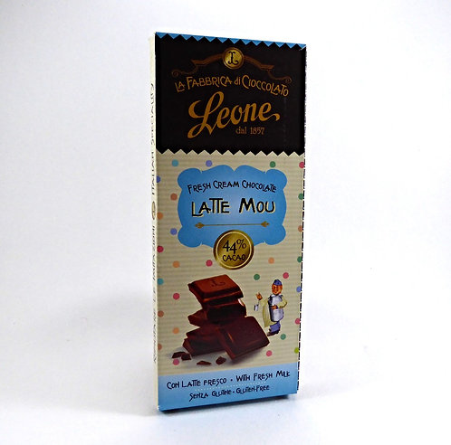 Leone Latte Mou, Milchschokolade