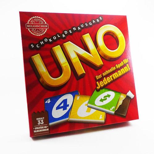Schokospiel - Uno