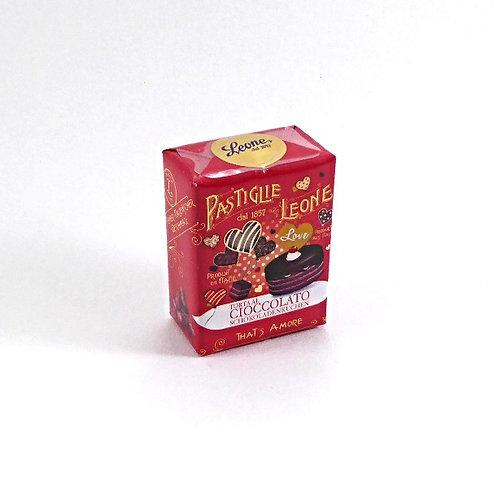Leone Pastillen Schokoladegeschmack