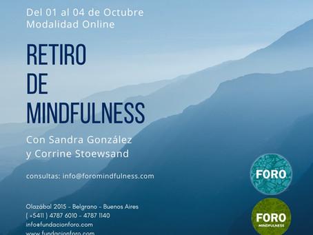 Online Mindfulness Retreat