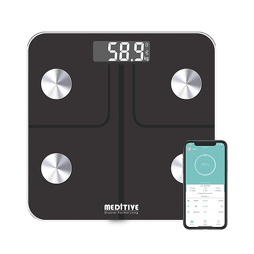 Digital Human Weighing Scale,BMI Weight Scale with Body Fat Analyzer and Fitness