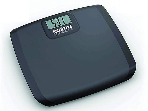 MEDITIVE Electronic Weighing Scale Capacity 180 kg