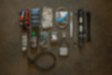 Kitchen kit bikepacking