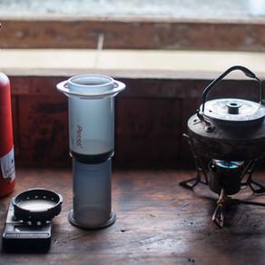 Outdoor coffee great again, vol 1 : Trucs et astuces