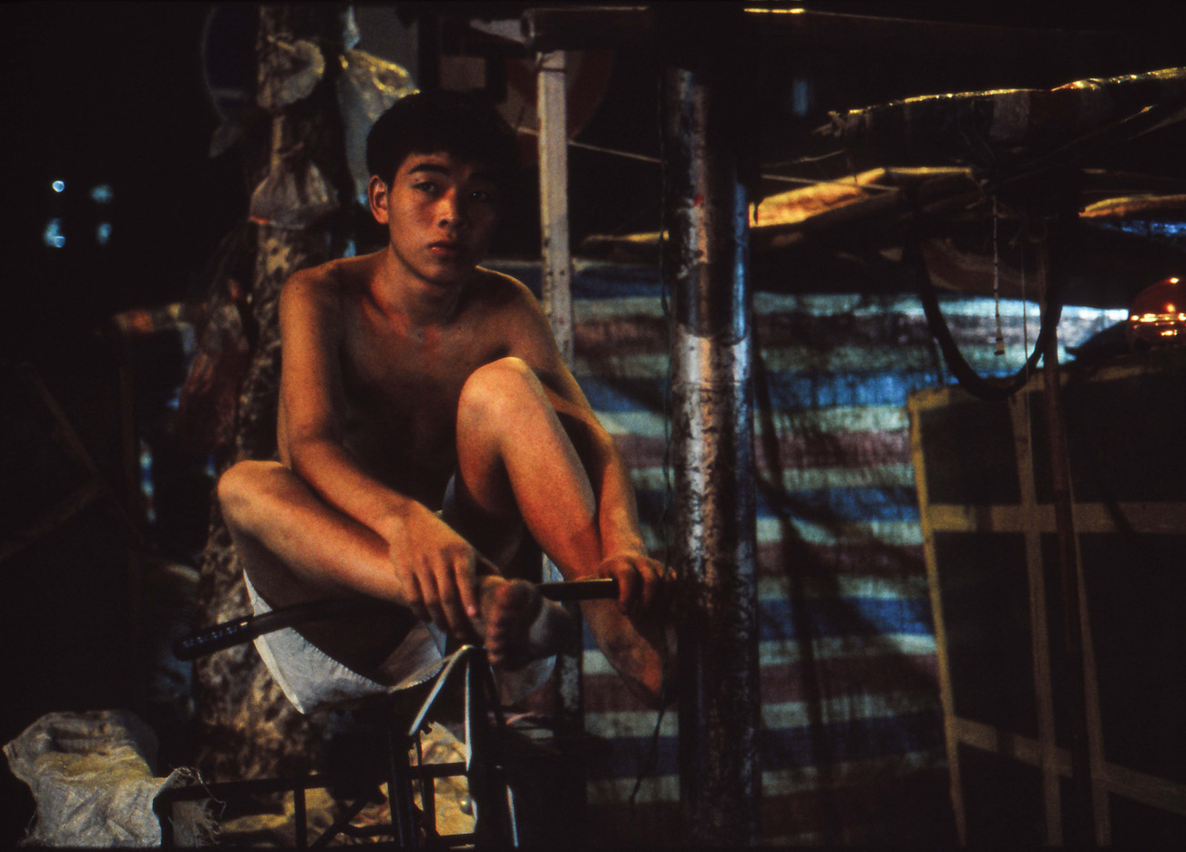 From the Terminal Station, Guangzhou 1997 #56