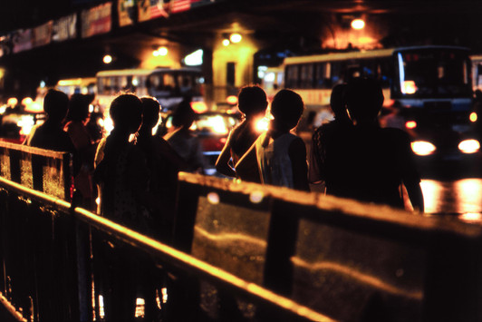 From the Terminal Station, Guangzhou 1997 #47