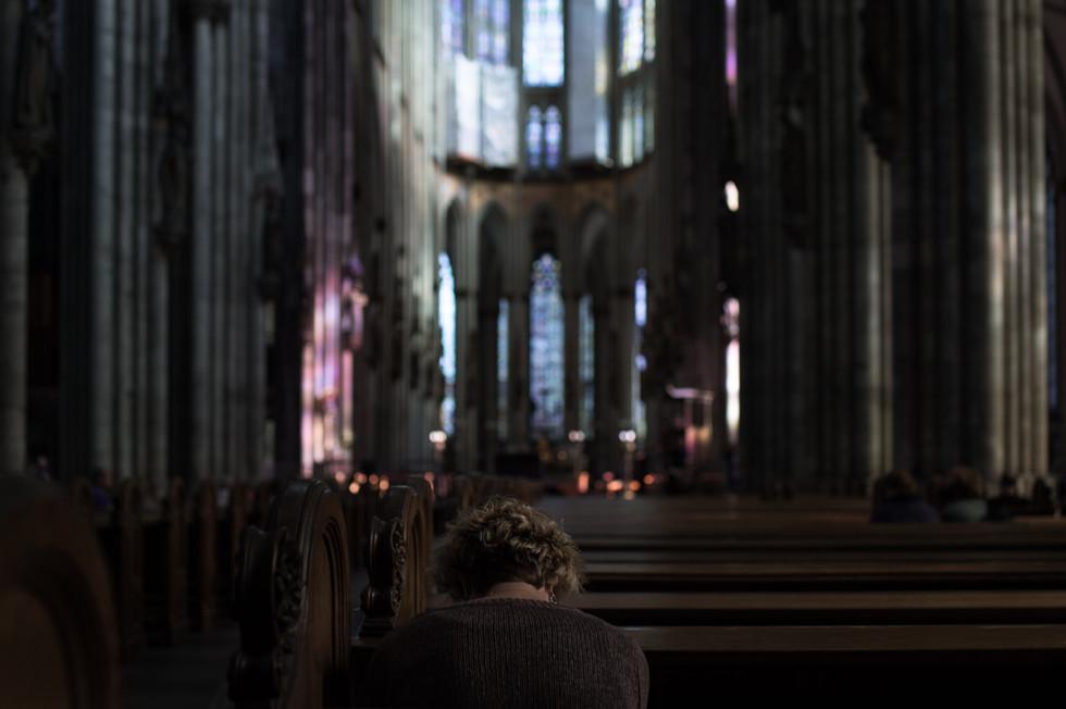 Elegies 28 -Köln-