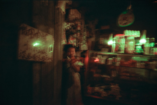 From the Terminal Station, Guangzhou 1997 #30