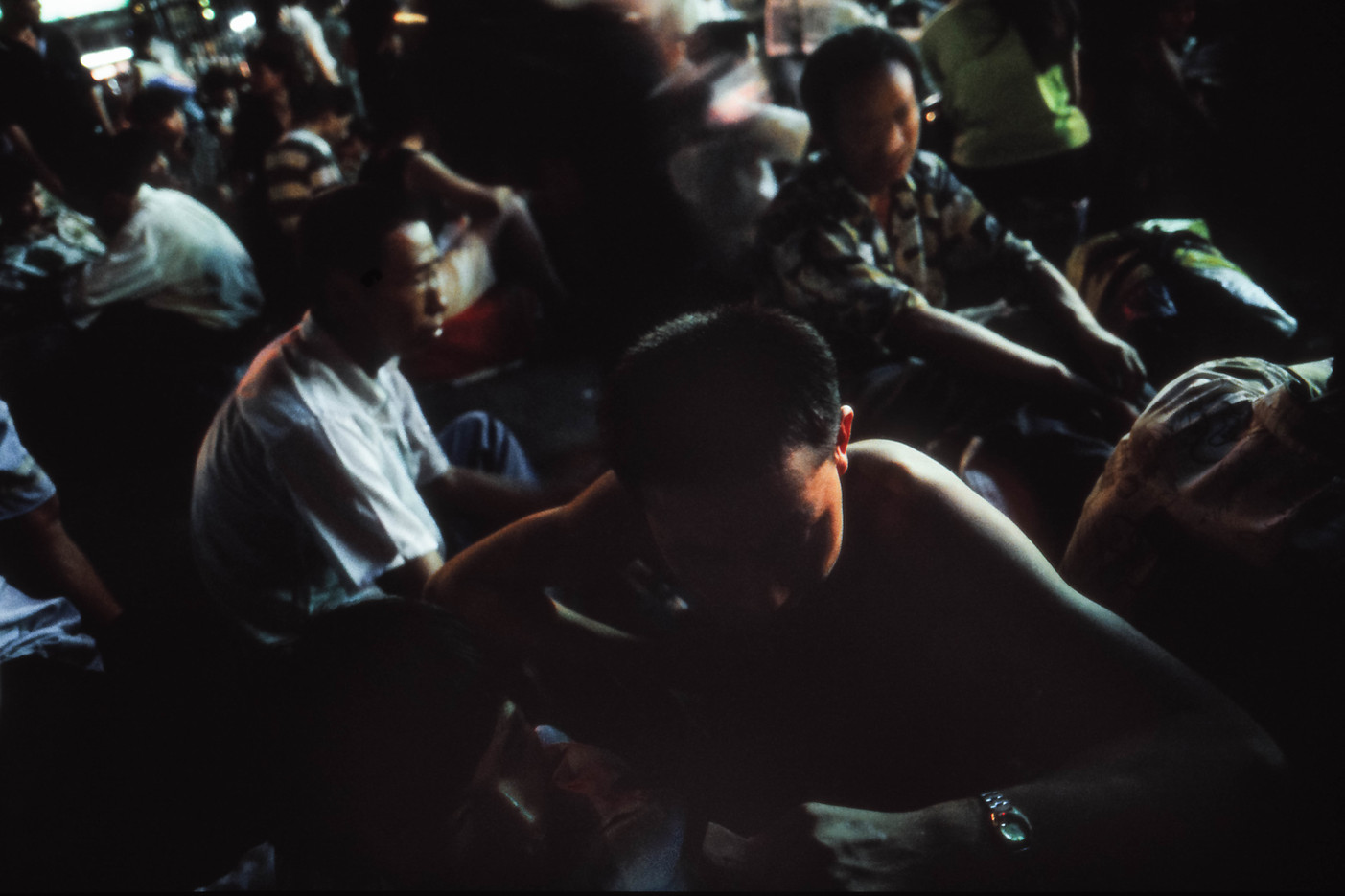 From the Terminal Station, Guangzhou 1997 #18