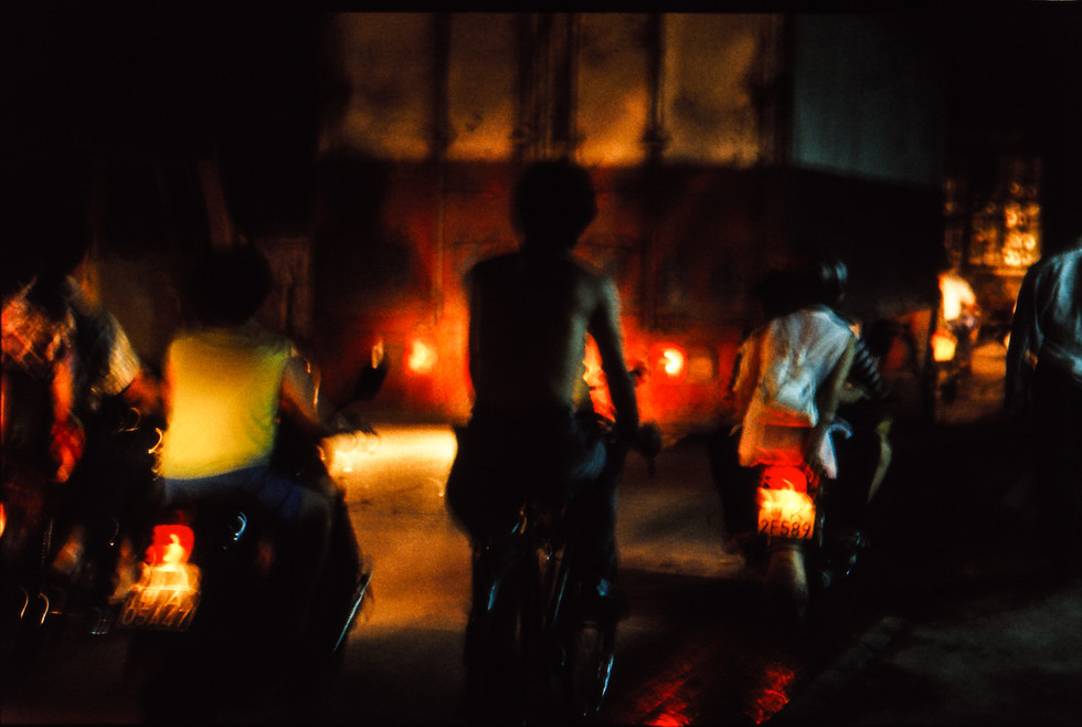 From the Terminal Station, Guangzhou 1997 #08