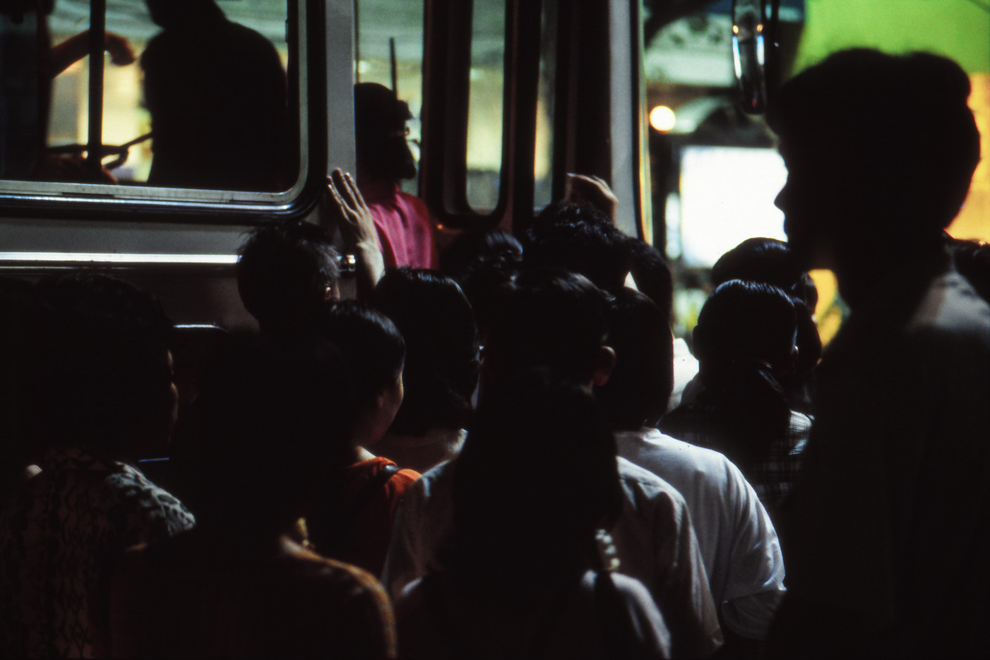 From the Terminal Station, Guangzhou 1997 #40