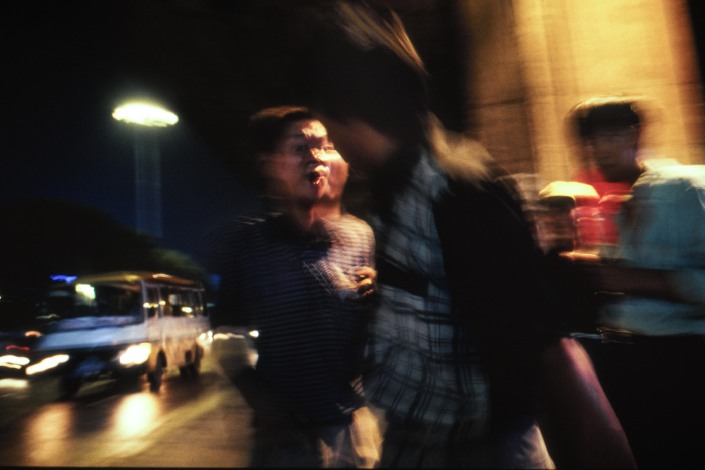 From the Terminal Station, Guangzhou 1997 #15
