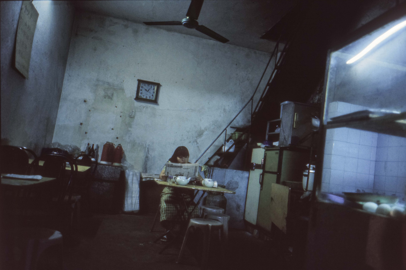 From the Terminal Station, Guangzhou 1997 #69