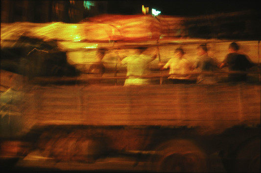 From the Terminal Station, Guangzhou 1997 #37