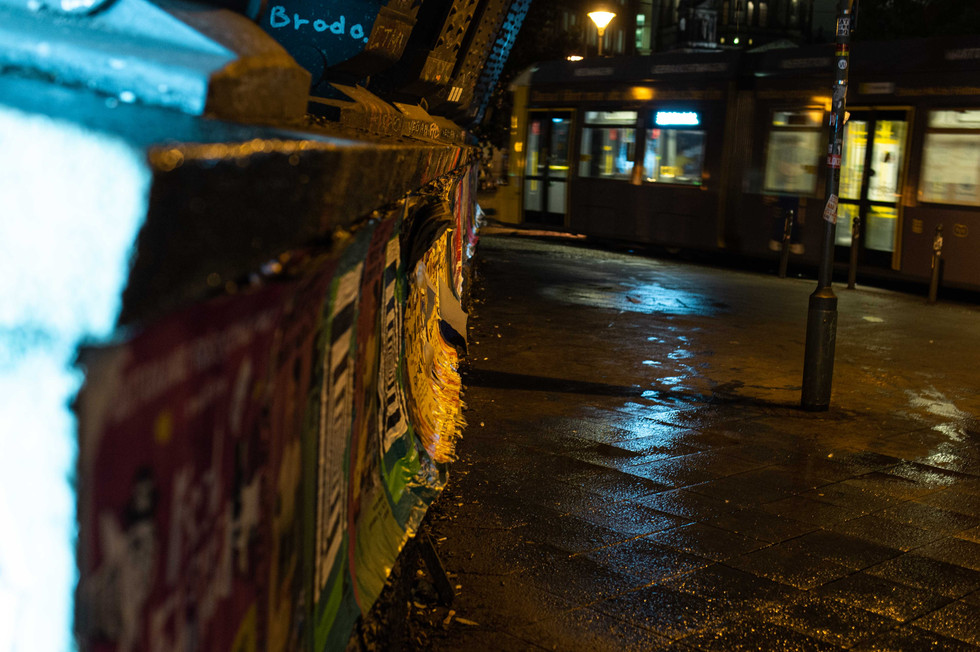 Elegies 32 -Berlin-