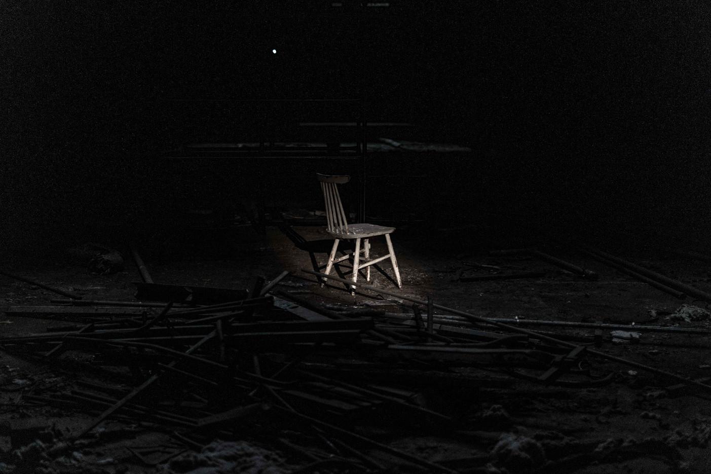 Elegies 19 -Lodz-