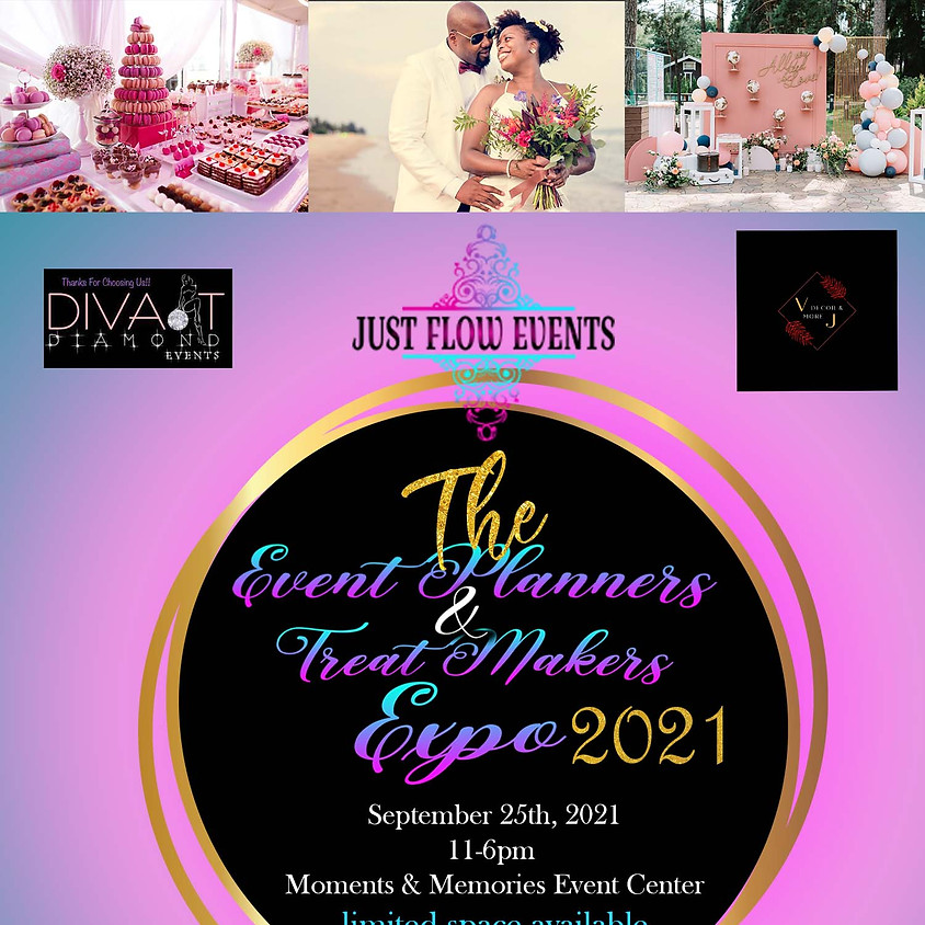 Event Planners & Treat Makers Expo (Vendor sign-up)