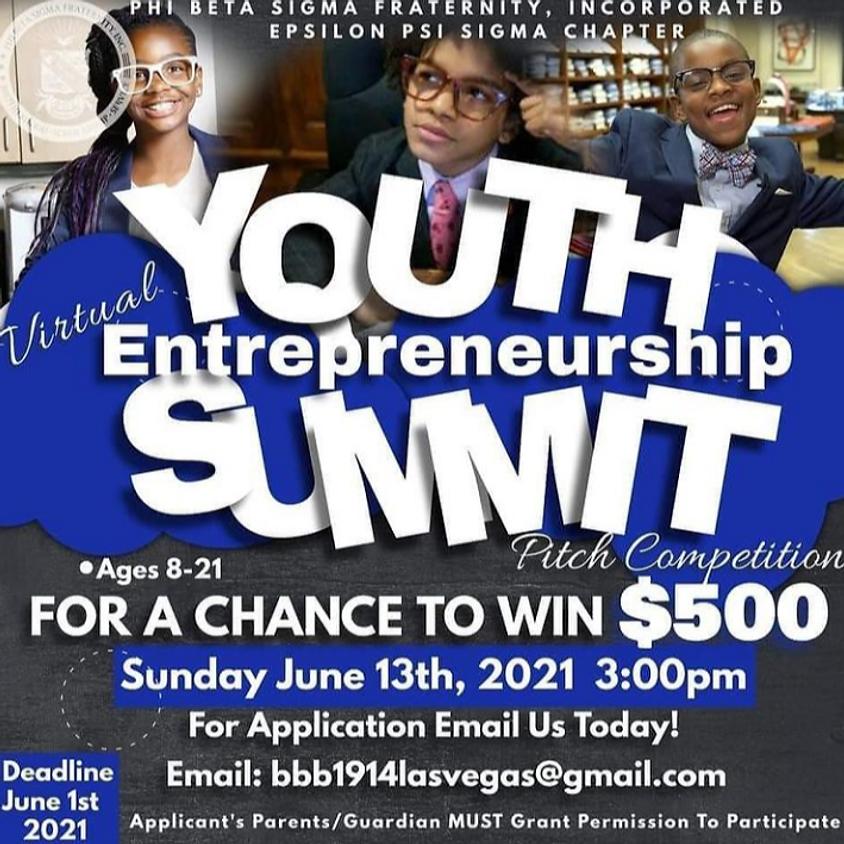 Phi Beta Sigma Fraternity /Youth Entrepreneurship Summit