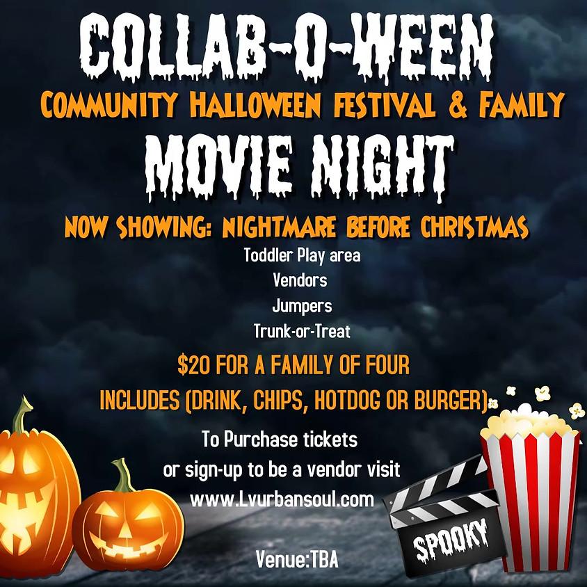 Collab-O-Ween Halloween Festival