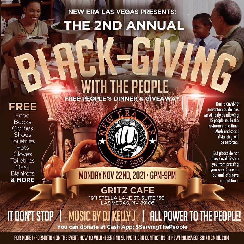 Black-Giving