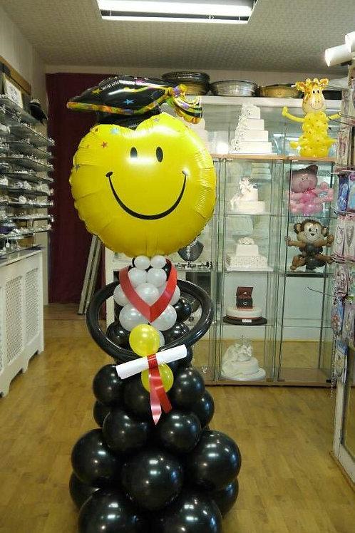 Graduation & Prom Balloon columns (price is