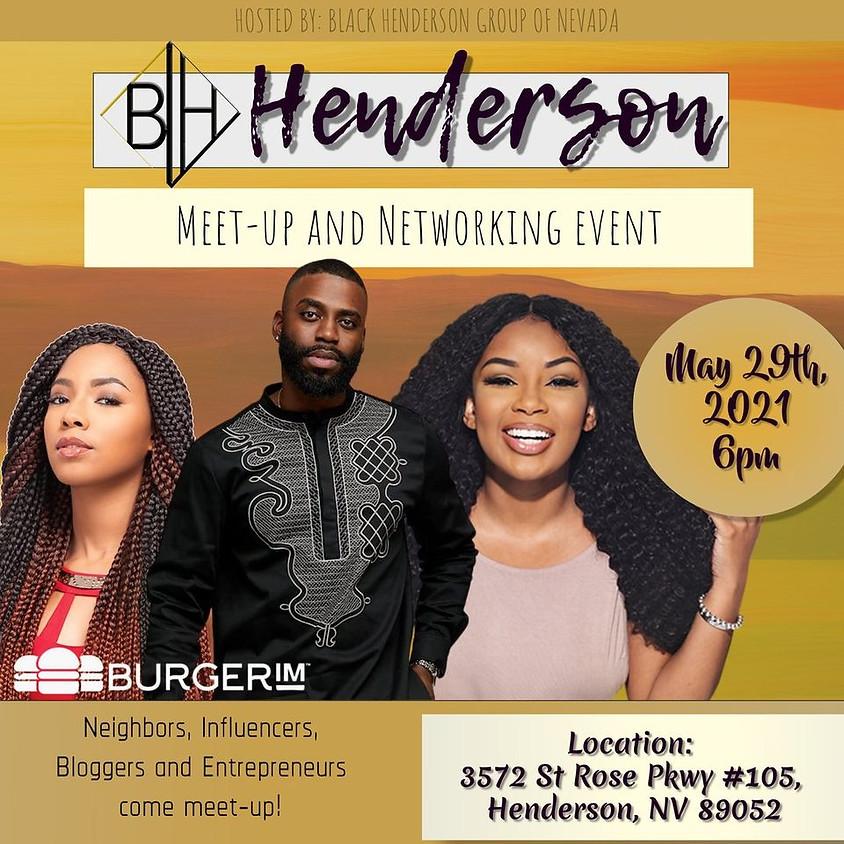 Black Henderson Meet-up