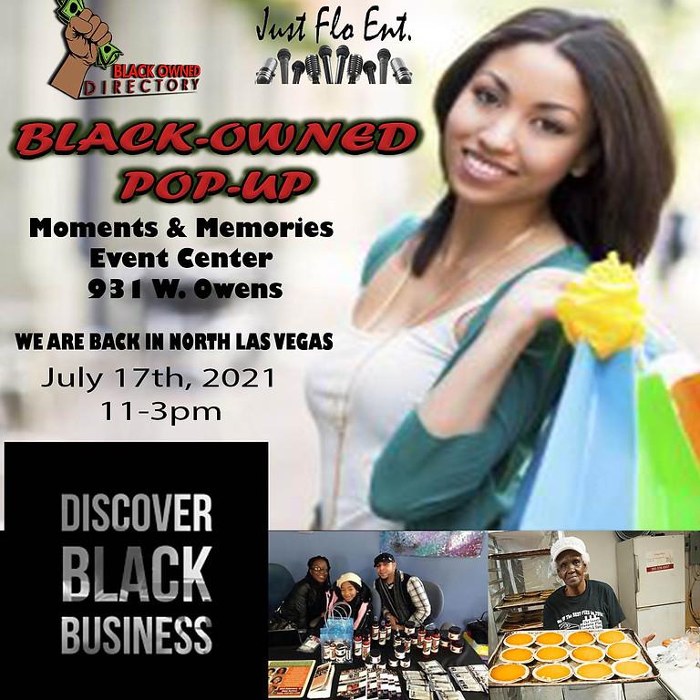 Black-Biz Pop-up (Vendor Sign-up)