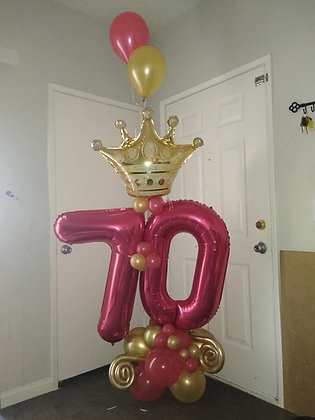 Large Balloon Marque (Any occasion)