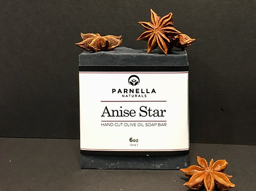 Anise Star Soap Bar