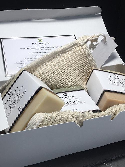 Soap Bar Gift Box