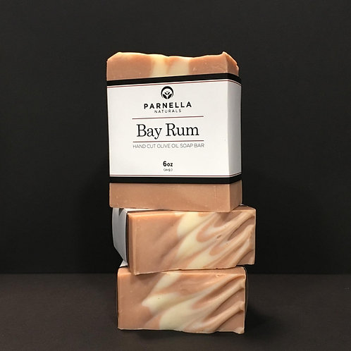 Bay Rum Soap Bar