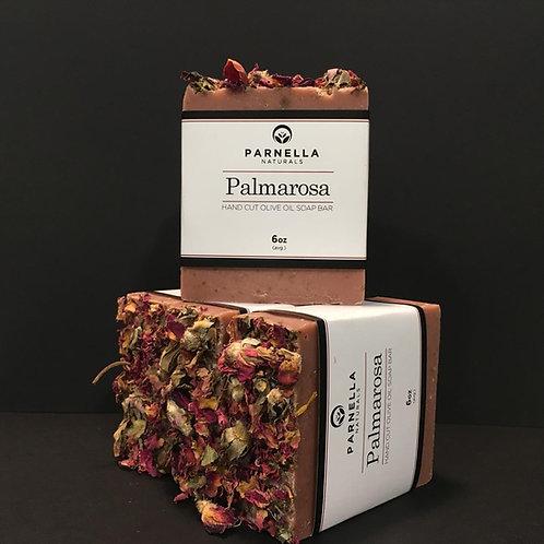 Palmarosa Soap Bar