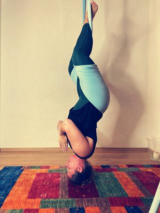 Was ist eigentlich Aerial-Yoga?