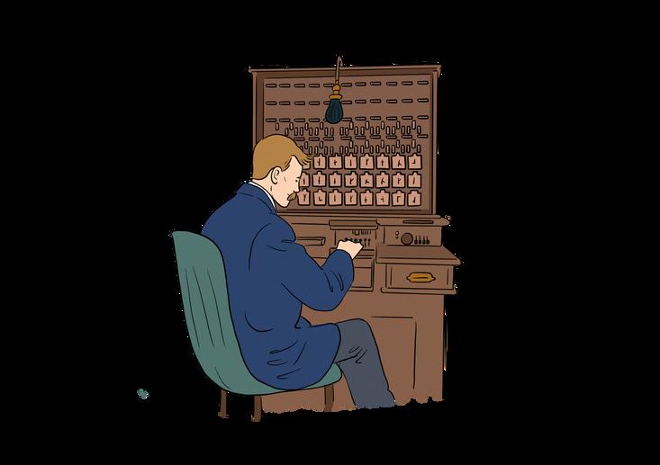 1890 IBM et la population américaine